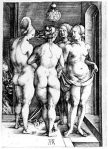 220px-Dürer_-_The_Four_Witches